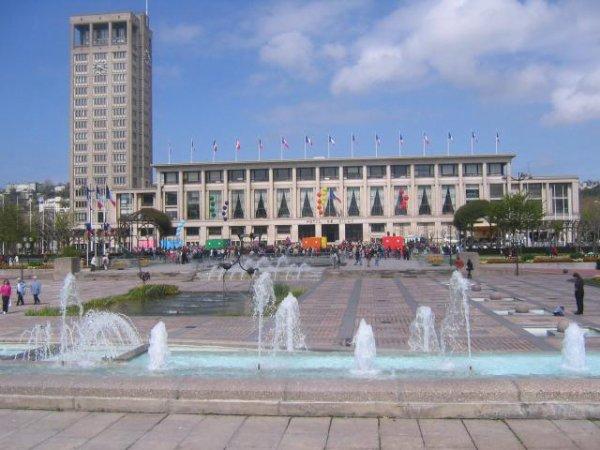 Jumelage la ville de pointe noire au congo et la ville du havre en france association - Piscine foret noire le havre ...