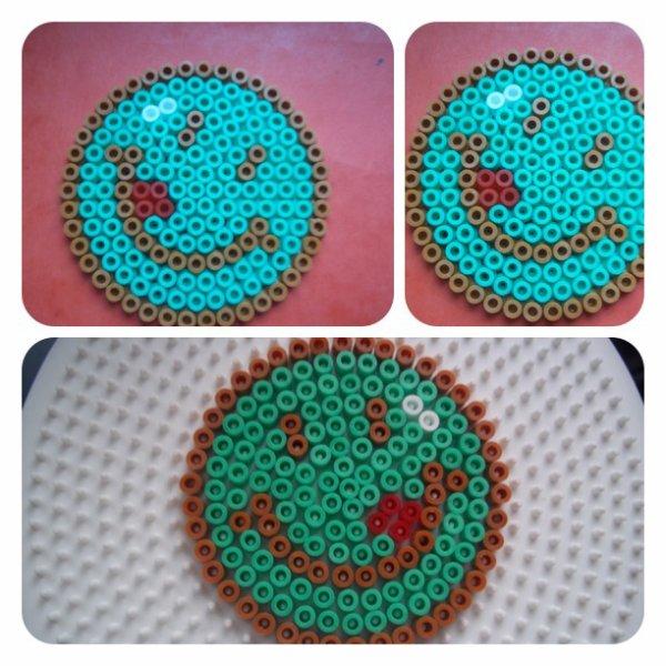 Smiley perle a repasser - Smiley perle a repasser ...