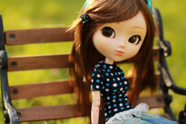 [Ma seconde pullip] ///La gymnaste/// Nina (Nina) ~&#9829; 